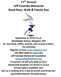 road race flyer